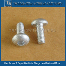 Ruspert Coated Socket Button Head Screw