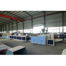 Kunststoff PVC Windows Profile Making Machine Line