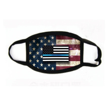 Cotton Flag Printed Party Decorative Protective Masks
