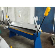 Wh06-1.5X2540 mão tipo chapas de aço de dobramento e máquina de dobra