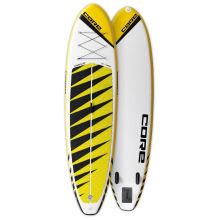 Prancha de surf inflável com ponto de rebatimento em PVC por atacado