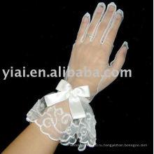 Свадебные перчатки AN2124