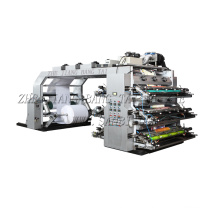 6 Colors High Speed Flexo Printing Machine (CE)
