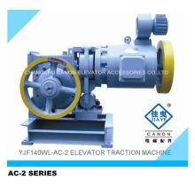 5.5KW CA 2 (Speed 2) máquina de la tracción del elevador
