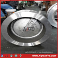 Cast Steel Wafer Type Single Plate Check Valve
