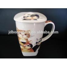 grape milk mug dinnerware stock fine bone china mug