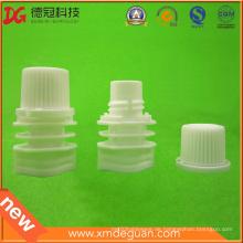China Hersteller Factory Preis Günstige Kunststoff Auslauf mit Cap