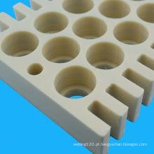 Folha de plástico Nylon poliamida Mechaning 6