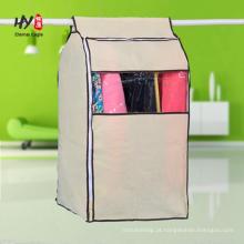 Sacos de vestuário não tecidos impermeáveis descartáveis
