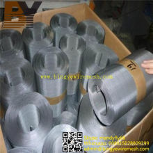 Paño de malla de filtro de acero inoxidable