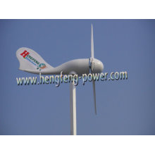 Générateur de vent d'axe horizontal en Chine