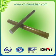 380 Phenolic resina de algodón deshuesado Frabic laminado epoxi Rod