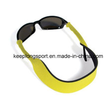 Popular Neoprene Gafas Correa, gafas de sol Neopreno Correa Soporte