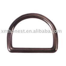 Hebilla de anillo D