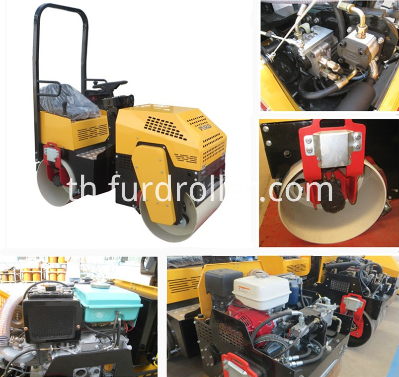 1 ton Road Roller