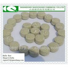 Insecticida de fumigação Fungicida Fosfeto de alumínio 56% TP