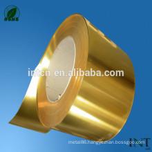 high performance copper zinc alloy brass sheet
