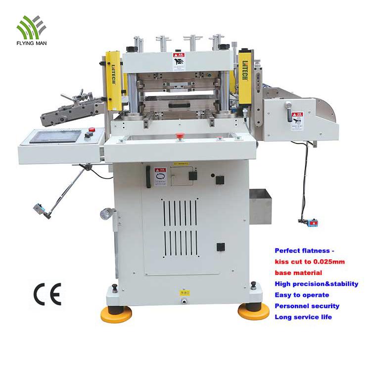 350mm High Precision Die Cutting Machine 1