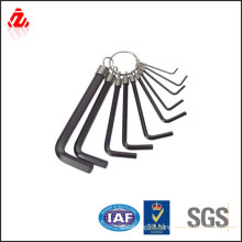 Hex key allen wrench set