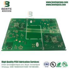 Impedenza multilayer PCB ad alta precisione