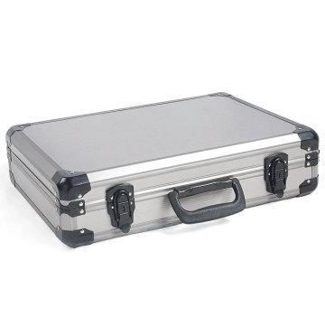 Чехол Ящик для инструмента алюминиевый красоты (НХ-W3646)