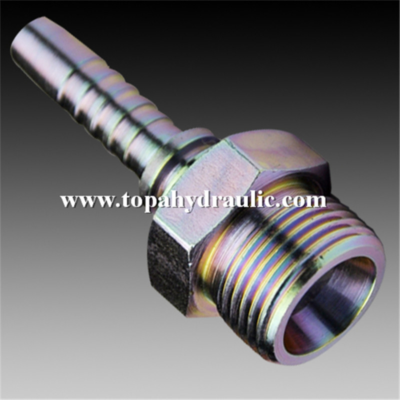hydraulic hose and fittings sizes types