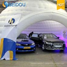 Événements LED Mariage Tente Marquee Dôme militaire Tente Jardin Party Gazebo Tentes gonflables
