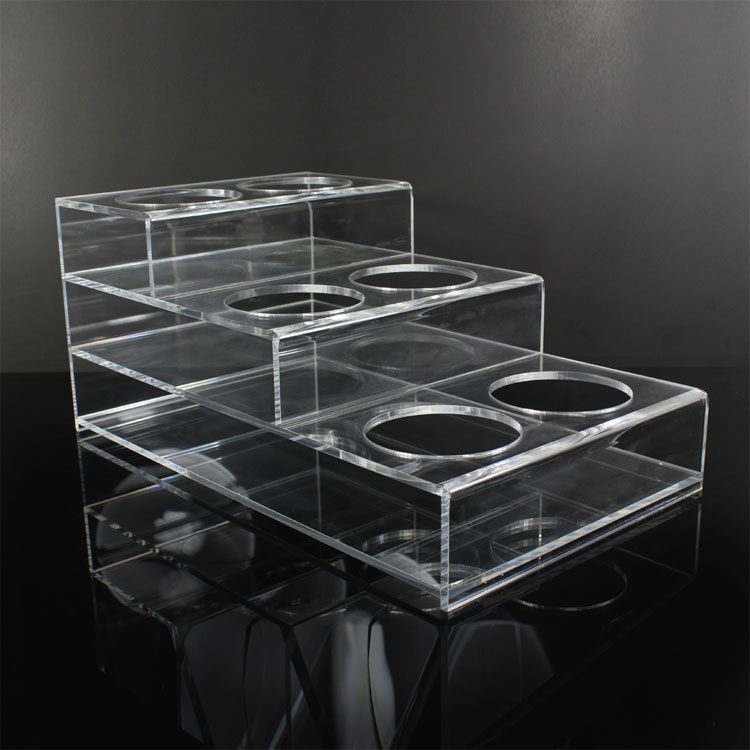 Cheap Acrylic Wine Bottle Display Case For Sale