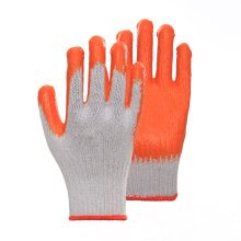 Multicolor Latex Working Gloves Non-slip