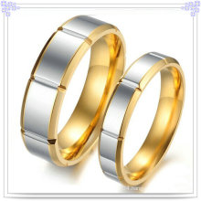 Stainless Steel Jewelry Couple Fashion Rings (SR528)