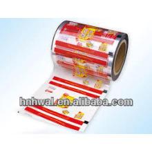 Пластиковая алюминиевая композитная теплоизоляция Алюминиевая фольга Пластиковые пленки