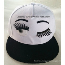 3D-стрит-танцевальная шляпа Hip-Hop Cap City Fashion Hat