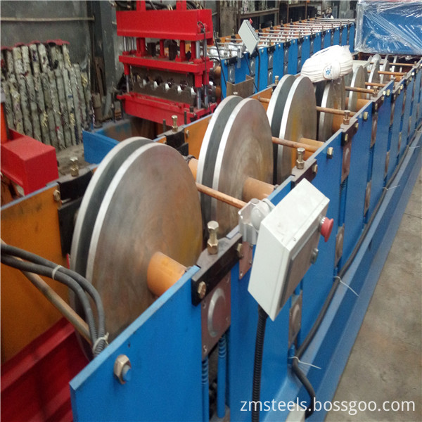Factory Gutter Rolling Equipment