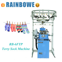 China Manufacturer High-yields lonati sock machine