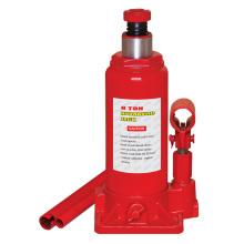 8 ton car repair portable hydraulic jack mini bottle jack with handle