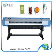 1,8 м цифровой растворителей печатная машина
