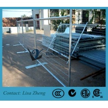 Cheap Galvanized Temporary Fence Panels