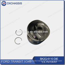 Genuine Transit V348 Piston Kit BK2Q 6110 D1E