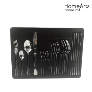 Stylish Dinner Set With Spoon Fork Knife