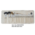 Professional Make Up 10Pcs animal hair cosmetic brushes set