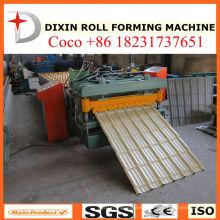 Aluminum Roof Roll Forming Machine
