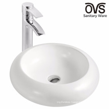 china manufacturer countertop ceramic basin
