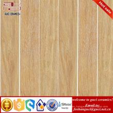 fábrica de suministro de acabado mate grano de madera baldosas de cerámica baldosas rústicas