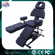 Cama de beleza Móveis Máquina de tatuagem Equipamento de tatuagem mesa de massagem / massagem cama / spa cama / tatuagem cadeira