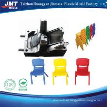 OEM plástico rosa mesa y fabricante del molde de silla para oficina y hogar plástico moldean de silla