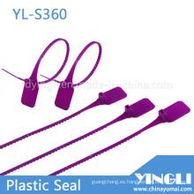 Sellos de plástico autoblocantes para trabajo liviano (YL-S360)