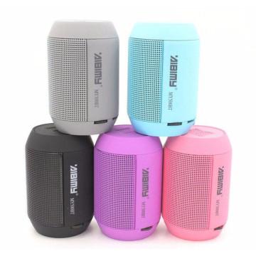 Aibimy My500bt Luminous LED Design Беспроводная поддержка TF Card / U-Disk / Aux Вход Mini Bluetooth Speaker