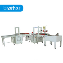 2015 Brother Apl-Css03 Ligne d'emballage automatique de carton