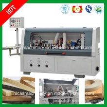 Hs-Mf501 Máquina de fiação de borda semi-automática de madeira para fabricação de móveis de madeira