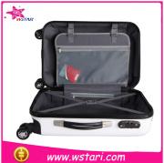 2015 China new product travel luggage soft nylon luggage bag 4 universal wheels trolley luggage